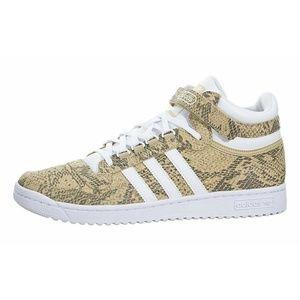Adidas Concord 2.0 Mid Snakeskin Sneakers Sz 12